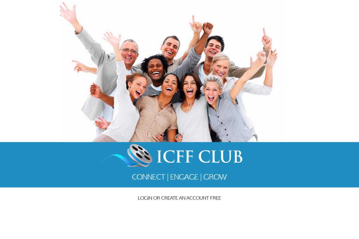 icff club login banner